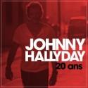 """HALLYDAY Johnny : 10""""EP 20 ans"""