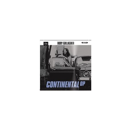 """RORY GALLAGHER : 10""""EP Continental"""