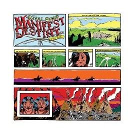 "RIVAL SONS : 10""EP Manifest Destiny"