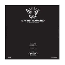 WINGS : 12'EP Maybe I'm Amazed