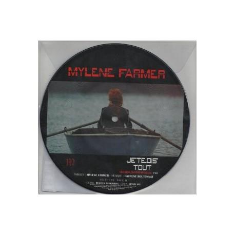 MYLENE FARMER : Je Te Dis Tout