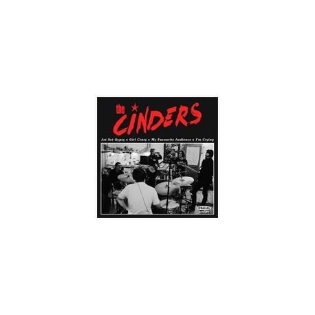 CINDERS (the) : Jet Set Gypsy