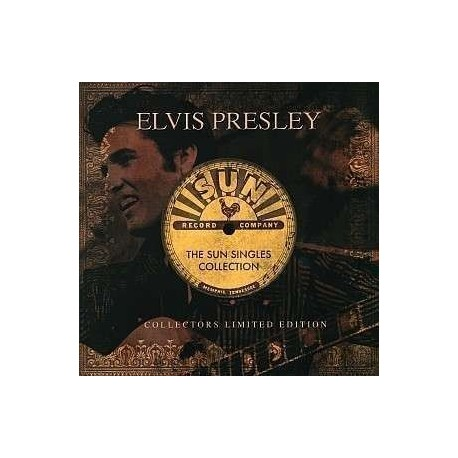 "ELVIS PRESLEY : 5x7""EP The Sun Singles Collection"