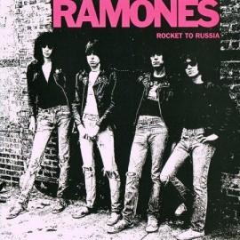 RAMONES (the) : LP Rocket To Russia