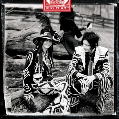 WHITE STRIPES (the) : Icky Thump