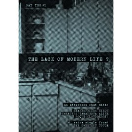 "VARIOUS : Zine + 3""CD The Lack Of Modern Life"