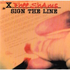 THEE SHAMS : Sign The Line