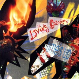 2nd HAND / OCCAS : LIVING COLOUR : Time's Up