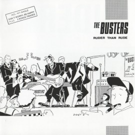 2nd HAND / OCCAS : BUSTERS (the) : Ruder Than Rude