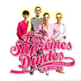 2nd HAND / OCCAS : SUPREMES DINDES (les) : La Buche