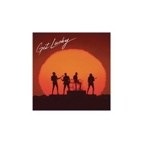 """DAFT PUNK : 12""""EP Get Lucky"""