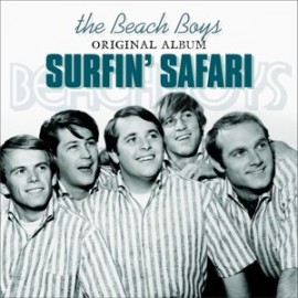 BEACH BOYS (the) : LP Original Album : Surfin' Safari