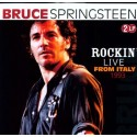 SPRINGSTEEN Bruce : LPx2 Rockin' Live From Italy