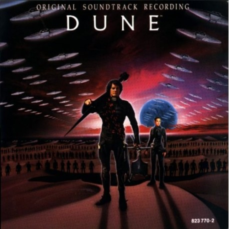 2nd HAND / OCCAS : TOTO : OST Dune