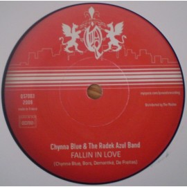CHYNNA BLUE AND THE RADEK AZUL BAND : Fallin In Love