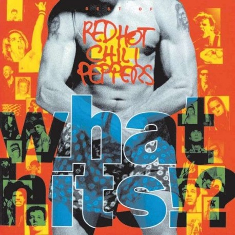 2nd HAND / OCCAS : RED HOT CHILI PEPPERS : What's Hits!?