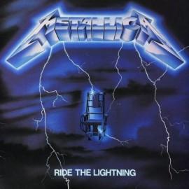 2nd HAND / OCCAS : METALLICA : Ride The Lightening