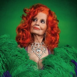 TEMPEST STORM : Interview With Tempest Storm By Jack White