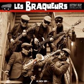 BRAQUEURS (les) : Never Touch My Girl