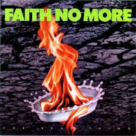 2nd HAND / OCCAS : FAITH NO MORE : The Real Thing