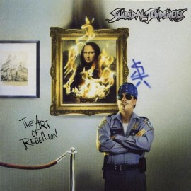2nd HAND / OCCAS : SUICIDAL TENDENCIES : The Art Of Rebellion