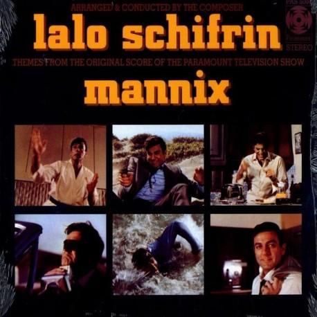 SCHIFFRIN Lalo : LP Mannix