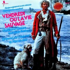 JARRE Maurice : LP Vendredi Ou La Vie Sauvage