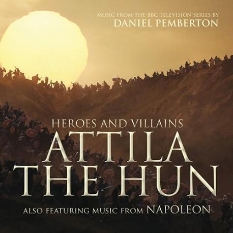PEMBERTON Daniel : CD Attila The Hun