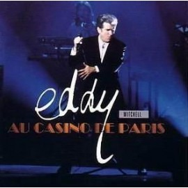 2nd HAND / OCCAS : MITCHELL Eddy : Eddy Mitchell Au Casino De Paris