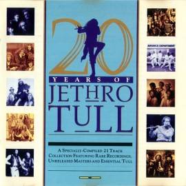 2nd HAND / OCCAS : JETHRO TULL : 20 Years Of Jethro Tull