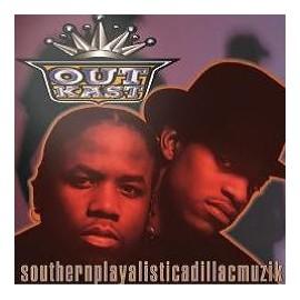 OUTKAST : LP Southernplayalisticadillacmusik