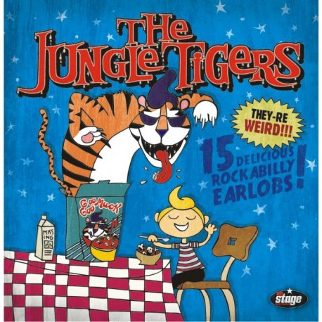JUNGLE TIGERS (the) : Goo-Goo Muck