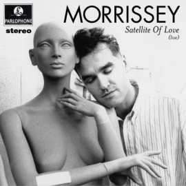 "MORRISSEY : Satellite Of Love (Picture 7""EP)"