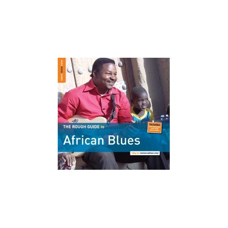 VARIOUS : LP The Rough Guide to African Blues
