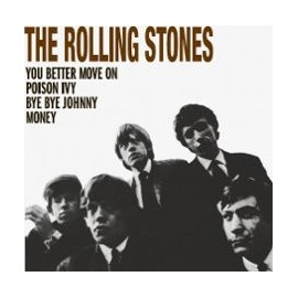 ROLLING STONES (the) : The Rolling Stones (EP)