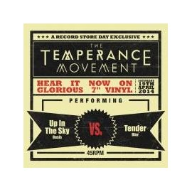 TEMPERANCE MOVEMENT (the) : One Oasis cover / one Blur cover