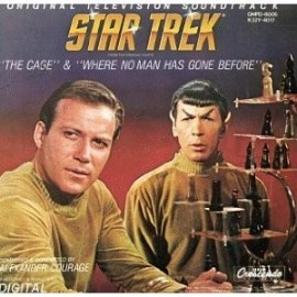 COURAGE Alexander : LP OST Star Trek