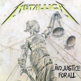 2nd HAND / OCCAS : METALLICA : And Justice For All