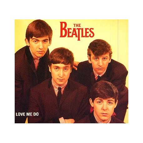 2nd HAND / OCCAS : BEATLES (the) : CDEP Love Me Do