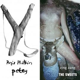 SPLIT K7 SWEETS (the) / PETEY : Zing Zang / Regis Philbin