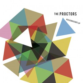 PROCTORS (the) : Kaleidoscope EP