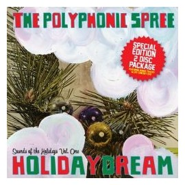 POLYPHONIC SPREE (the) : CD+DVD Holidaydream - Sounds Of The Holidays