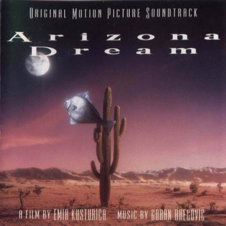 2nd HAND / OCCAS : BREGOVIC Goran : Arizona Dream