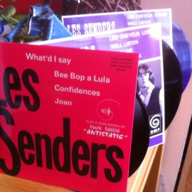 SENDERS (les) : Les 3 singles