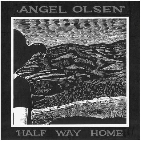 OLSEN Angel : LP Half Way Home
