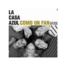 """LA CASA AZUL : 10""""EP COmo Un Fan"""