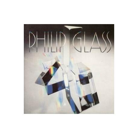 GLASS Philip : LP Glassworks