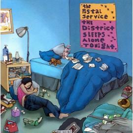 POSTAL SERVICE (the) : CDEP The District Sleeps Alone Tonight