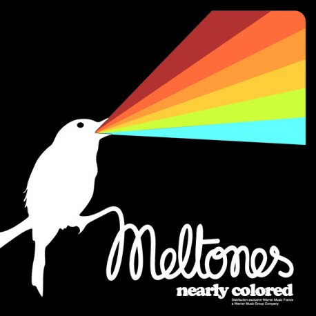 MELTONES : CD Nearly Colored