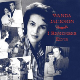JACKSON Wanda : LP I Remember Elvis